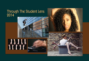 Through The Student Lens 2014 Showcard