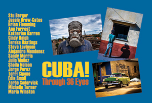 Cuba Through 36 Eyes Showcard-300