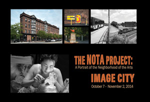 The NOTA Project Showcard