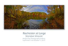 Rochester at Large Show Card